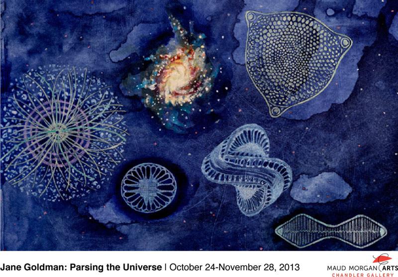 Jane Goldman at Maud Morgan Arts: Oct 24 - Nov 28